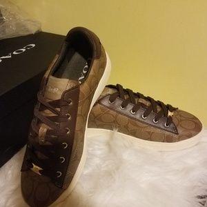 NIB Coach Sneakers
